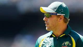 Aaron Finch ruled out of Australia's warm-up tie against Board's President XI