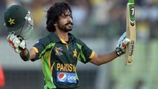 Sri Lanka vs Pakistan, 1st ODI at Hambantota: Fawad Alam completes half-century