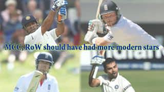 Tendulkar, Lara, Warne, Murali – but the bicentennial match could have been appended by a couple of modern stars as well