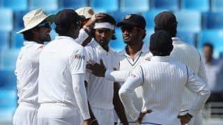 Sri Lanka announce Test squad for series against Bangladesh