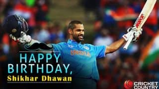 Shikhar Dhawan: 9 little-known facts about the opening batsman