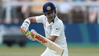 Gambhir expresses delight on becoming part of Indian team