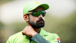 India, Pakistan, England are favourites to win World Cup 2019: Mohammad Hafeez