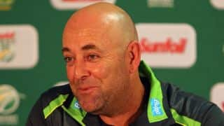 Lehmann reminds England of their poor home record in ICC events ahead of CT 2017