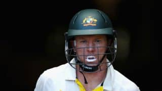 Chris Rogers will not play pink ball cricket due to colour blindness