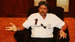 Kapil Dev quashes rumours linking him to AAP