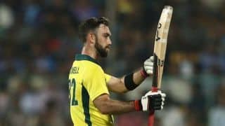 2nd T20I: Glenn Maxwell's century leads Australia to historic series win