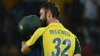 SL vs AUS, 1st T20I: Glenn Maxwell pleased with his comeback