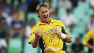 ICC World Cup 2003: Andy Bichel's day in paradise against England