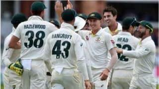 कोरोना वायरस महामारी के कारण ऑस्ट्रेलिया-जिम्बाब्वे वनडे सीरीज स्थगित