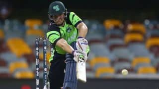 Ireland name 14-man squad for T20I series against India