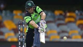 टीम इंडिया के खिलाफ टी-20 सीरीज के लिए आयरलैंड टीम का ऐलान