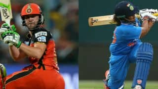 ABD to Veda: I think women cricketers' deserve sell-out games