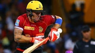 CPL 2017: Brendon McCullum ruled out due to fractured arm