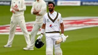 Shan Masood Has Proved Himself in England: Pakistan Coach Misbah-ul-Haq