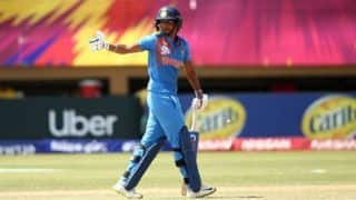 Harmanpreet Kaur rises to third spot in ICC T20I Rankings