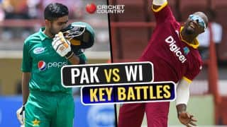 Pakistan vs West Indies, 3rd ODI at Guyana: Babar Azam vs Ashley Nurse and other key battles