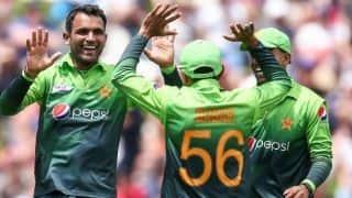 पाकिस्तान ने जीती साल की पहली वनडे सीरीज, किया जिम्बाब्वे का क्लीन स्वीप