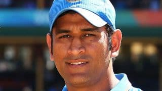 MS Dhoni 3rd cricketer to captain a side in 300 international matches