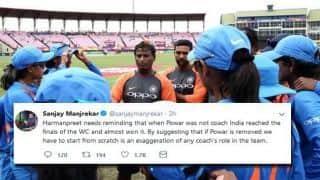 'हरमनप्रीत टीम में कोच रमेश पोवार की भूमिका को बढ़ा चढ़ाकर पेश कर रही हैं'