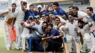 Jammu and Kashmir's win against Mumbai is dedicated to flood victims: Adil Reshi