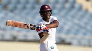 Bangladesh vs West Indies: Shimron Hetmyer wicket leaves visitors 187/6 at tea