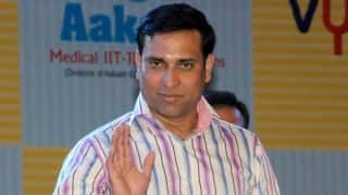 VVS Laxman awarded honourary doctorate