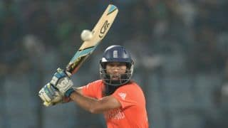 ICC World T20 2014: England put up 172/6 against New Zealand