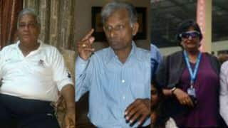 Goel, Shivalkar and Shantha nominated for Col CK Nayudu Lifetime Achievement Award