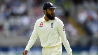 Adil Rashid 14th player in history to not bowl, bat, take a catch or effect a run out in a completed Test