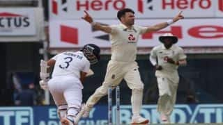 India vs England: James Anderson displays class reverse swing bowling at Chennai; India lost hopes of victory