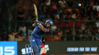 Mumbai post a formidable 187/8 despite Yuzvendra Chahal's 4/38