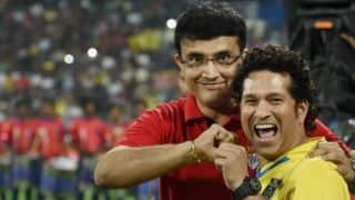 Sachin Tendulkar, Sourav Ganguly voice support for football in India