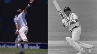 World Cup 1987: Chetan Sharma takes first World Cup hat-trick before Sunil Gavaskar blitzkrieg