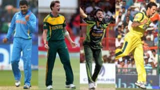 2013 Yearender: Memorable bowling spells in ODIs