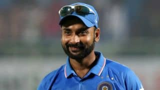 Amit Mishra: Anil Kumble's mental support is the biggest thing for me