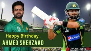 Ahmed Shehzad: 11 facts you should know about the exciting Pakistan opener