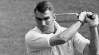 John Reid's moment of dubious glory in the Lancashire League