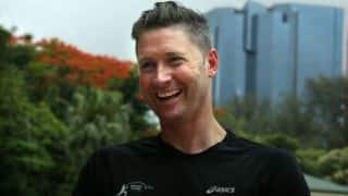 Michael Clarke learns to drive tuk-tuk ahead of India vs Australia 2nd Test at Bengaluru