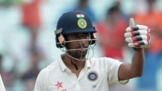 Saha says his plan was to play aggressively