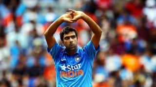 Ravichandran Ashwin dismisses Eoin Morgan to leave England in deep touble against India in 2nd ODI