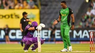 BBL: D'Arcy Short moves on from missed hundred, ODI recall the focus