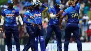 'करो या मरो' मुकाबले में श्रीलंका का वेस्टइंडीज से सामना