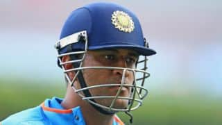 MS Dhoni blames bowling for loss in 2nd ODI against Australia