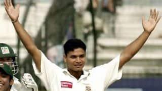 टेस्ट क्रिकेट में वापसी कर सकते हैं मशरफे मुर्तजा!