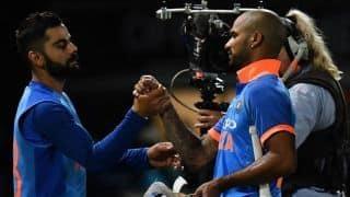Virat Kohli happy with 'most balanced performance'