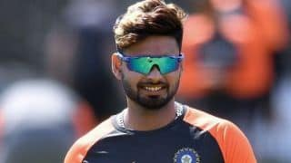 Rishabh Pant almost made place in the world cup squad, says MSK Prasad