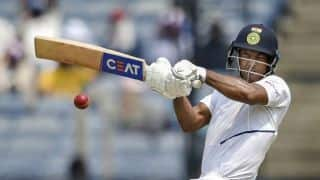 Mayank's habit of scoring big scores has come from playing first-class cricket: Pujara