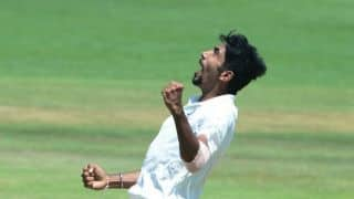 Video: Jasprit Bumrah gears up for Test series against England