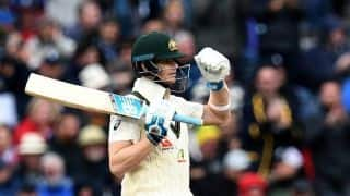 Ashes 2019 4th Test Day 1: Smith's fifty lights up rain-truncated day at Manchester